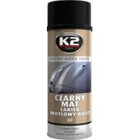 Black Matt Acrylic Coating, 500ml