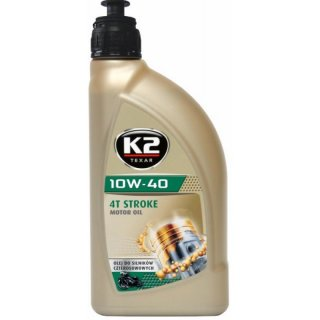 Engine Oil, 10W-40, 4-Stroke Motorcycle, 1l
